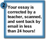 Essay correction practice